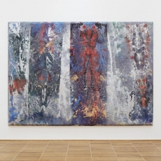 Sam Gilliam and Fred Eversley
