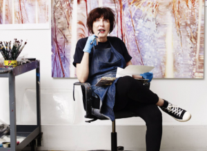 "Artist Marilyn Minter: ""Donald Trump Is A Monster"""