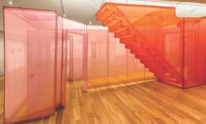 "Do Ho Suh's Ethereal ""Homes"" Depict Isolation"