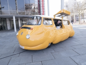 Public Art Fund announces three solo, mobile summer commissions
