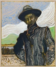 Billy Childish is far from stuck
