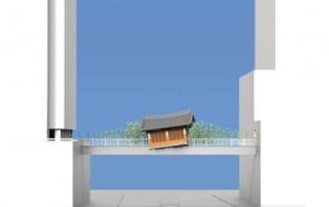 런던 육교에 매달린 한옥?…서도호 공공미술 작품 24일 공개