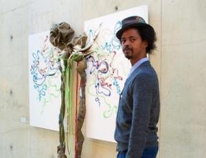 Nicholas Hlobo wins first VILLA Extraordinary Award for Sculpture