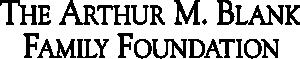 Arthur M. Blank Family Foundation