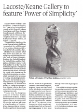 Concord Journal features Power of Simplicity