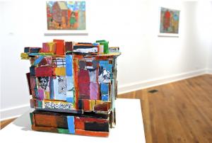 Beverly Buchanan's Shack Sculptures Feel At Home in Detroit