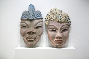Eugene Von Bruenchenhein: King of Lesser Lands in David Ebony's Top 10 New York Gallery Shows for April