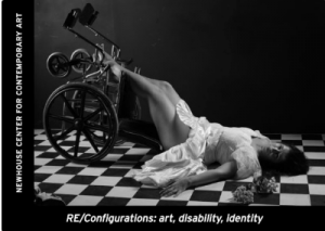 "Charles Steffen in Exhibition Titled ""RE/Configurations: art, disability, identity"""