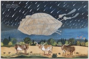 Celebrating UFOs