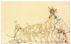 Drawings from Many Worlds: Susan Te Kahurangi King
