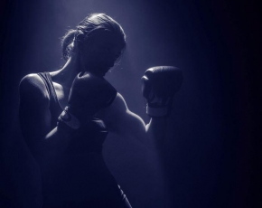 Female Boxers Are Strong Athletes Without Question Or Apology