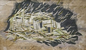 """Maysey Craddock: """"Ruin is a Secret Oasis"""" at the Museum of the University of Mississippi"""