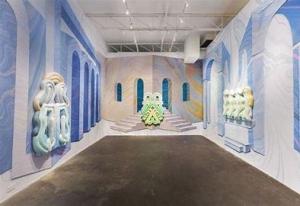 Five-Minute Tours: Lauren Clay at Cris Worley Fine Arts, Dallas