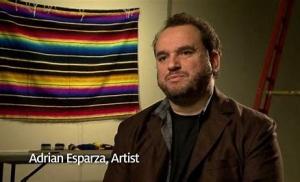 "Arts InSight: Adrian Esparza on ""Spectra"""
