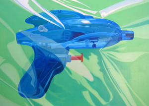 """Shannon Cannings: """"Making a Splash"""" at The Tyler Museum of Art"""
