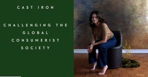 Metal Magazine - Cast Iron - Challenging the Global Consumerist Society