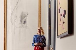 Liz Markus - For Naomi Watts, Art Is Like a Tattoo. She Explains How.