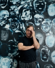 The New York Times: Ross Bleckner on His Comeback and Mary Boone