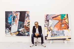 Interview Magazine: ARTIST ENOC PEREZ WALKS US THROUGH THE HOTEL ROOMS OF ROCKSTARS