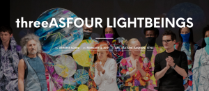 threeASFOUR LIGHTBEINGS