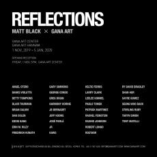 REFLECTIONS: Matt Black  X  Gana Art