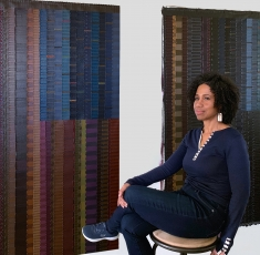 "June Edmonds to participate in artist panel, ""Conversations About Abstraction"""