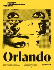"Zackary Drucker featured in ""Orlando"" at the McEvoy Foundation for the Arts curated by Tilda Swinton"