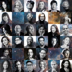 ARTIST TALK: LIA HALLORAN AND KIP THORNE TO DEBUT A SECTION OF THEIR NEW BOOK
