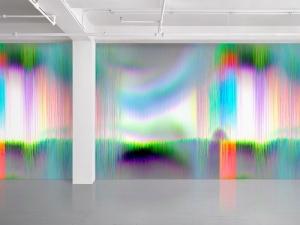 An installation of James Hoff's SKywiper 122