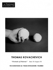 the promo image for Kovachevich's show