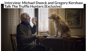 Interview: Michael Dweck and Gregory Kershaw Talk The Truffle Hunters