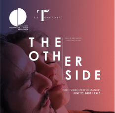 "Luisa Rabbia's ""Love"" featured in new music video ""THE OTHER SIDE"""