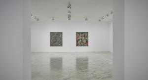 Kamrooz Aram in Desorientalismos at Centro Andaluz de Arte Contemporáneo, Seville, Spain