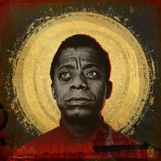 """Nicholas Galanin participation in MCA Chicago project """"Chapter and Verse: The Gospel of James Baldwin"""""""