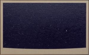 Paul Fägerskiöld: Blue Marble at Kunstmuseum Thun