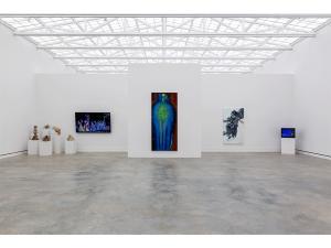 Luisa Rabbia at the Magazzino Italian Art Foundation, New York