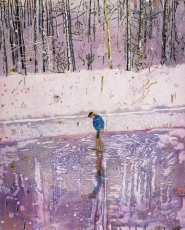 """Peter Doig"" at the National Museum of Modern Art, Tokyo"