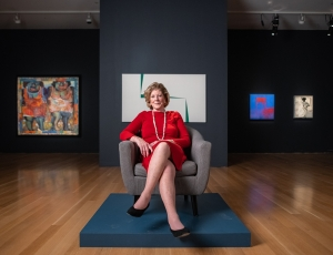 """Agnes Gund, Patron and Advocate for Unknown Artists: """"We've Caught Up with Aggie to Some Degree"""""""