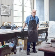 """""""A Modern Art Pioneer Down in New Orleans:An 89-year-old maverick reflects on the life and community he built down South,"""" The New York Times, T Magazine"""