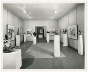 """George Dunbar  """"Contemporary Art In An Antique City: Looking Back At The Orleans Gallery"""""""