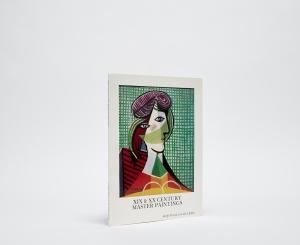 Fall 1980 XIX & XX Century Master Paintings Catalogue Cover