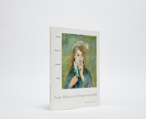 Four Masters of Impressionism Catalogue Cover