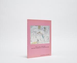 XIX & XX Century Master Drawings & Watercolors Catalogue Cover