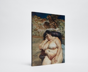 Lucian Freud: New Work Catalogue Cover