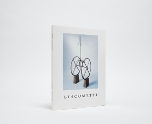 Giacometti Catalogue Cover