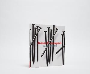 James Rosenquist Monochromes Catalogue Cover