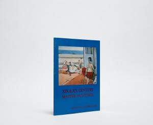 Fall 1979 XIX & XX Century Master Paintings Catalogue Cover