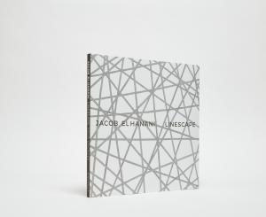 Jacob El Hanani Linescape: Four Decades cover