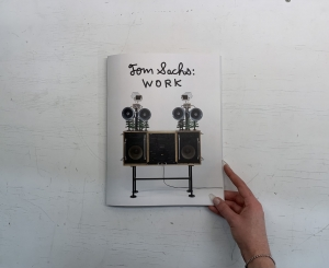 Tom Sachs: Work Cover