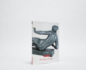 20th Century Sculpture Catalogue Cover